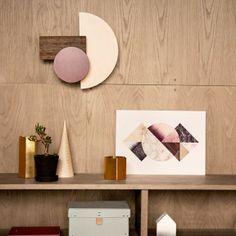 Wall Wonder Lamp Mint Wandlamp - Ferm Living  Wall Wonder Lamp Mint Wandlamp - Ferm Living