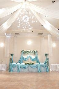 tiffany blue wedding decorations - Google Search