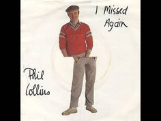 PHIL COLLINS I Missed Again UK 7 vinyl single also including Im Not Moving housed in a paper picture sleeve. The sleeve shows light wear with some ringwear and despite a few light paper scuffs the vinyl is in excellent condition Phil Collins, Charles Collins, Dave Edmunds, Mike Rutherford, Beste Songs, Simple Minds, Music Pictures, Vintage Vinyl Records, I Missed