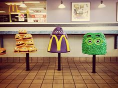 McDonald's started phasing out the McDonaldland characters about ten years ago, so enjoy 'em while you can.