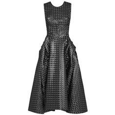 Maticevski Robotics Harness Gown (18 445 SEK) ❤ liked on Polyvore