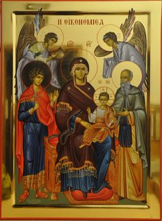 Religious Icons, Religious Art, Virgin Mary, Byzantine Icons, Orthodox Icons, Christianity, Saints, Wallpaper, Angels