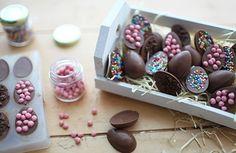 Mini ovinhos de chocolate | Panelinha - Receitas que funcionam