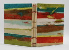 Handmade blank books for journals, sketchbooks, diaries - Herringbone Bindery