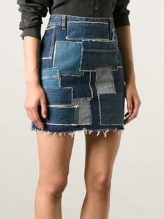 Saint Laurent Saia jeans