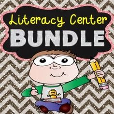 Literacy Centers  - BundleLiteracy Center Bundle Pack includes 6 engaging and fun products combined into one. These literacy center activities are ideal for literacy centers or Daily 5 for lower primary students.There are a variety of writing, character trait activities, reading comprehension, vocabulary and higher order thinking skills task cards included in this pack.