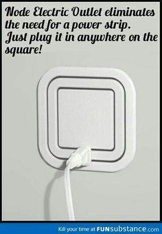 Plug it anywhere