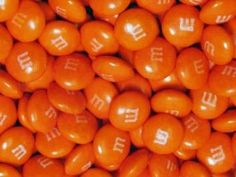 Authentic Orange M&M's® are perfect for Halloween or a candy buffet and look great with all the vibrant colors of Colorworks M&M's that we offer! Orange Aesthetic, Rainbow Aesthetic, Aesthetic Colors, Aesthetic Images, Aesthetic Collage, Murs Oranges, Orange Wallpaper, Orange You Glad, Color Naranja