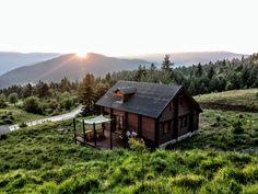 Great View, Log Homes, Wilderness, Greece, Cabin, House Styles, Home Decor, Timber Homes, Greece Country