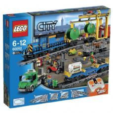 LEGO City ( 60052 ) / Cargo Train