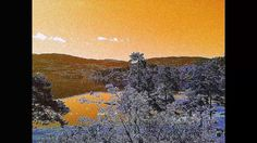 Lake in animtion Painting, Art, Craft Art, Painting Art, Kunst, Paint, Draw, Paintings