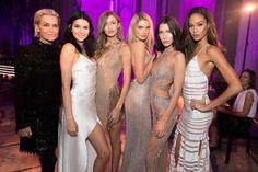 Kendall, Gigi, & Bella