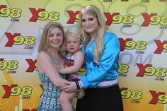 Meghan with fans #Y98 Meghan Trainor, You Are Perfect, Fans