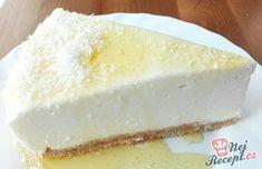 Vynikající smetanový dort, který připravíte během 20 minut. V letních dnech smetanový dort osvěží a nezaplní žaludek. Vanilla Cake, Cheesecake, Food, Sweet Tooth, Mascarpone, Caramel, Cheesecakes, Essen, Meals