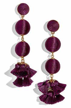 BaubleBar Tango Ball Drop Earrings