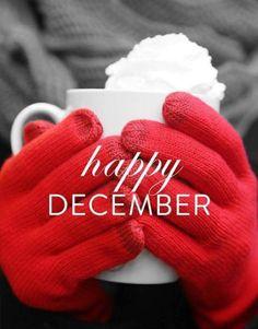 December - happy December