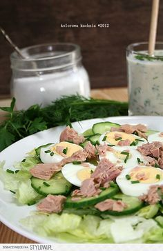 Tuna, Cobb Salad, Fish, Meat, Pisces, Atlantic Bluefin Tuna