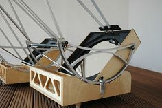 Lightweight Dobsonian Lower Assembly Structures - #Dobsonian #Telescopes