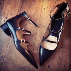 """My newest addition to my Zara shoe and 1"""" heel  collections."""