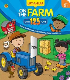 On the Farm Pop-Up Book - Carson Dellosa Publishing Education Supplies