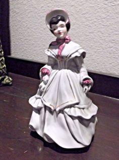 "Florence Ceramics Figurine ""Melanie"" Gone with the Wind"