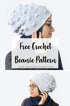 Crochet this gorgeous and easy beanie with velvet yarn! The Tempest beanie is cloudlike and so quick to make, perfect for gifts!