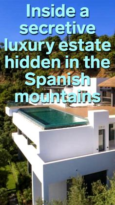 Inside a secretive luxury estate hidden in the Spanish mountains, where homes can cost $30 million and include helipads, horse paddocks, and Michelin-star chefs