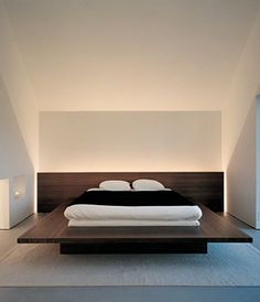 Grown and Sexy Platform Bed: