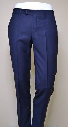 Men's Blue FLAT FRONT Pants 1960s USAF 32w 45 L by Flipsville ...