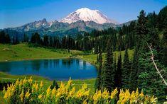 romania mountains | ... mountains in romania landscape with lake galbenu in parang mountains