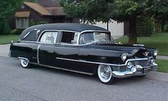 Now that's a cool looking hearse.