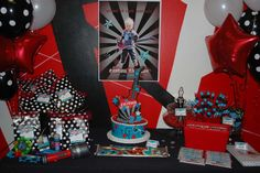Rockstar for Boy Birthday Party Ideas   Photo 9 of 19   Catch My Party