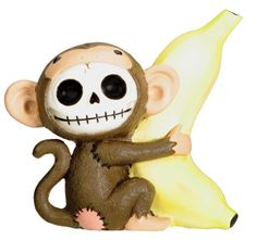 furry bones - monkey - figurine 7688   $8 - click on the photo for a direct link -  http://goreydetails.net/shop/index.php?main_page=product_info=70_79_id=781