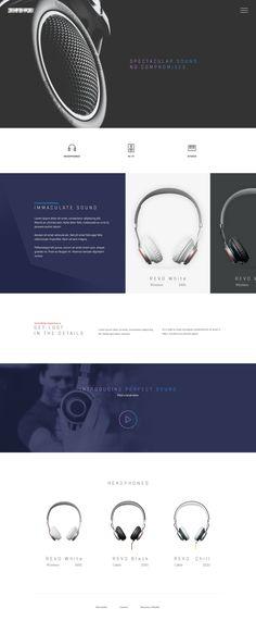 Realpixels #web #design #layout #userinterface #website