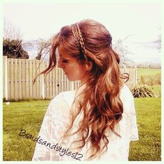 #hipster #boho #fashion #makeup #styles #hair #me #braids #plait #curls #blonde #brunette #spring
