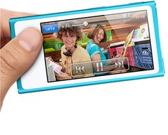 Apple - iPod nano พร้อม Multi-Touch