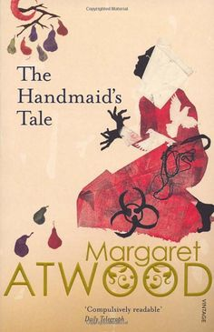 The Handmaid's Tale by Margaret Atwood.  Such a brilliant novel - about a dystopian future in which fertility has become somewhat of a commodity and those in possesion of that commodity are treated almost as slaves.