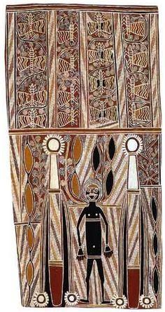 Aboriginal History, Aboriginal People, Aboriginal Painting, Sand Painting, Masks Art, Painted Leaves, Indigenous Art, Sacred Art, Wood Carving