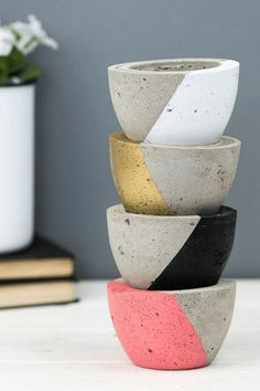 Trendy plant pots we're loving right now, how to decorate with plant pots around your home | Seasons in Colour | Interior Design Studio and Blog | #URBANJUNGLE