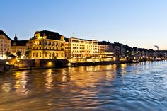 It goes without saying that our luxury establishment offers everything that you as a discerning guest are entitled to expect from a hotel in the five-star category. Old City, Grand Hotel, Basel, Old Town, Cruise, Old Things, Louvre, Europe, River