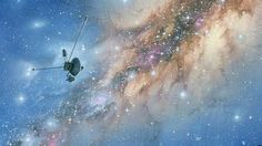 Voyager probe 'leaves Solar System'.  Also see National Geographic here: http://news.nationalgeographic.com/news/2013/13/130911-voyager-interstellar-solar-system-nasa-science-space/