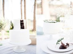 Styled weddingshoot  Photographer: Louise Pekkanen Cakes: Linda Hailu Karlén
