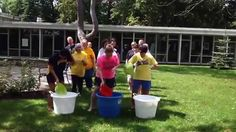 On August 25, 2014, Beaumont accepted the Ice Bucket Challenge! By working together, we can help end ALS.