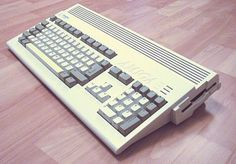 I am towerizing my Amiga 1200 | ResetEra Home Computer, Computer Science, Computer Keyboard, Project Red, Wifi Card, Computer Accessories, Consoles, Things To Think About, Nostalgia