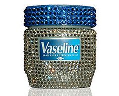 It makes your eyelashes grow:  Lather Vaseline all over your eyelashes overnight and watch them thicken, even without a prescription!  To Soften dry and cracked elbows.    Dry cuticles: Store a mini-Vaseline container in your purse and utilize for emergency dry cuticle moments.    It is a misconception that Vaseline clogs pores, so smear it all over your face, neck and arms for softer skin.    It eases eyebrow plucking: Tame your eyebrows and lube up the under-skin so you can pluck with ease....