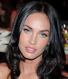 Megan Fox Video Makeup Tutorial