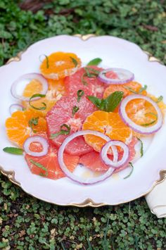 The Best Citrus Salad You'll Ever Have