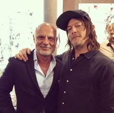 Norman Reedus/The Walking Dead Gossip,Facts,Pics