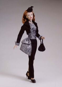 Tonner Doll | Brenda Starr Silver Siren