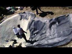Construyendo una piscina de arena - YouTube